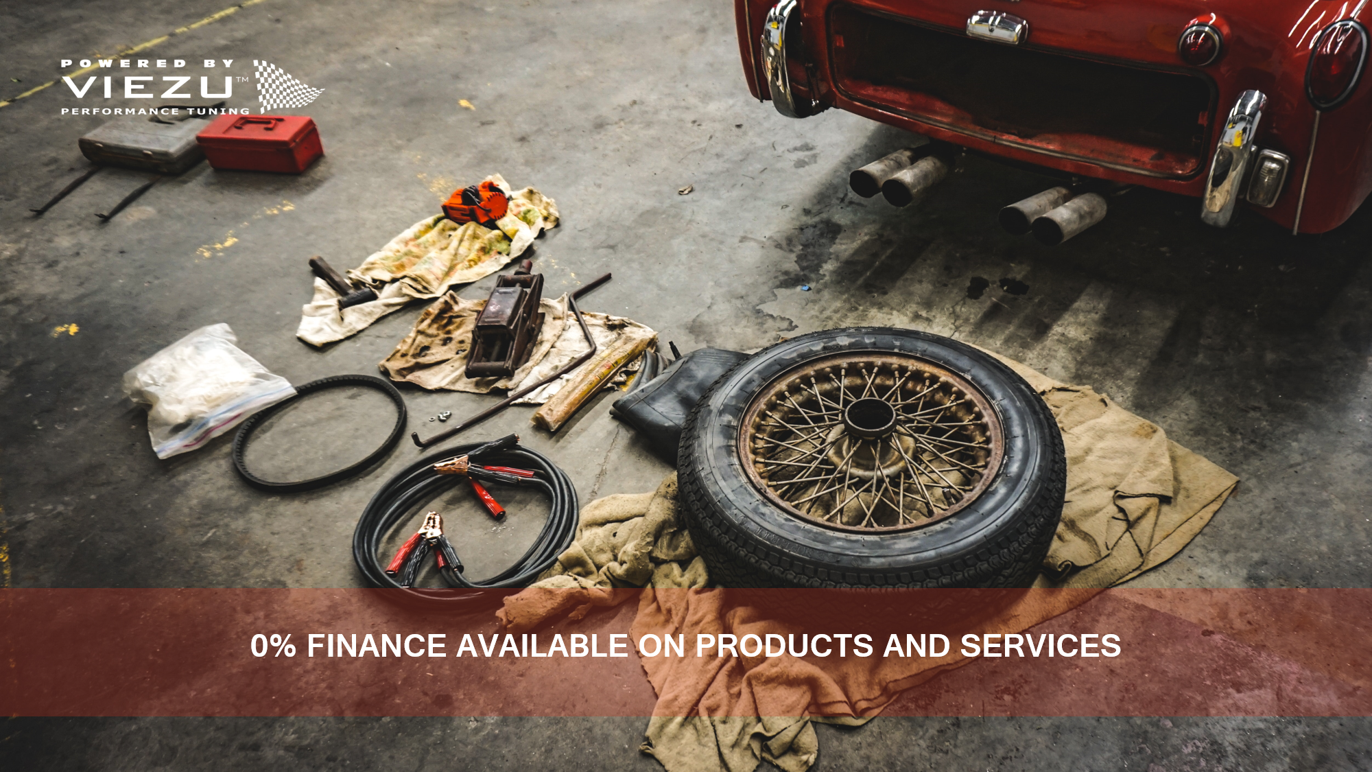 0% Finance Available on Products and Services