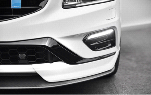 2018 Volvo S60 and V60 Polestar carbon fibre