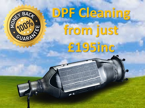 DPF Cleaning and regeneration