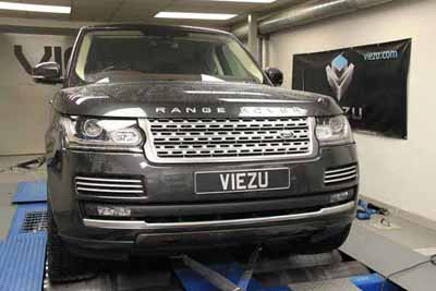Range Rover Performance Parts and Service viezu