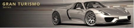 Gran Turismo Series Loma Wheels