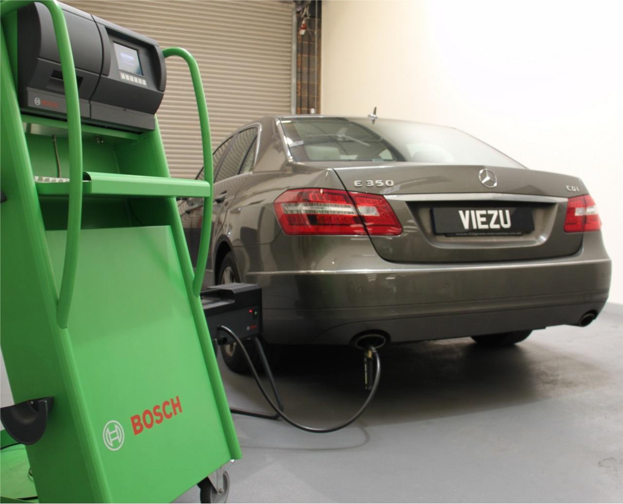 mercedes fuel economy tuning