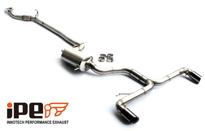 iPE Volkswagen Golf MKVI Exhaust 02