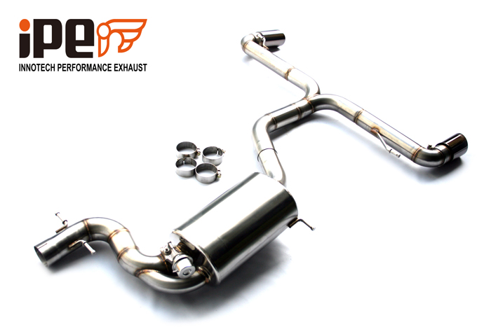 VW Golf MKVI IPE Exhaust System uk