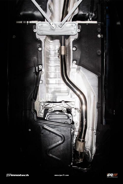 iPE BMW F32 435i Exhaust 05