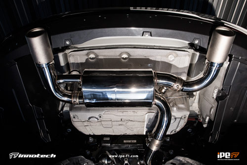 iPE BMW F32 435i Exhaust 06