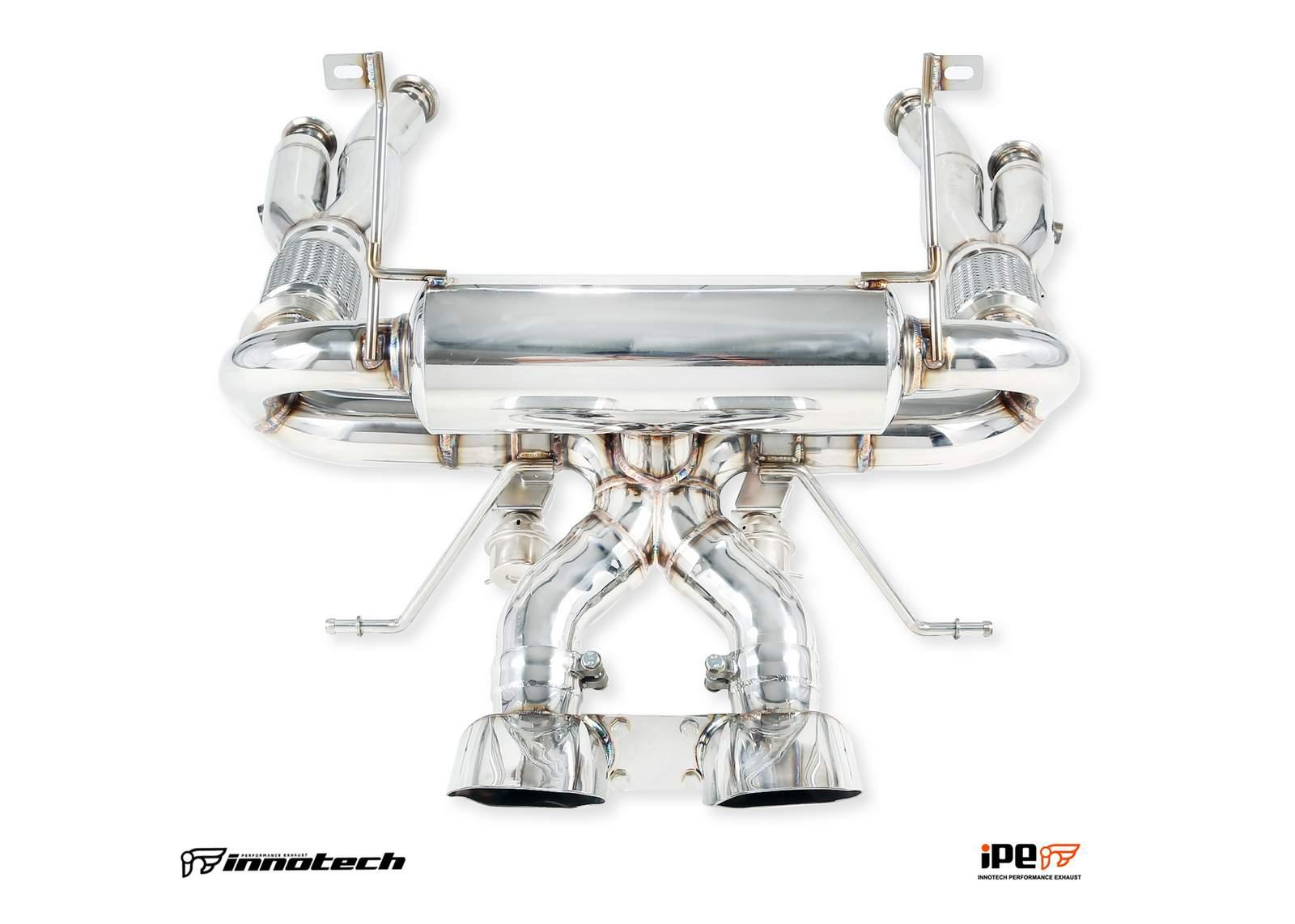 iPE Lamborghini Aventador LP700-4 Exhaust