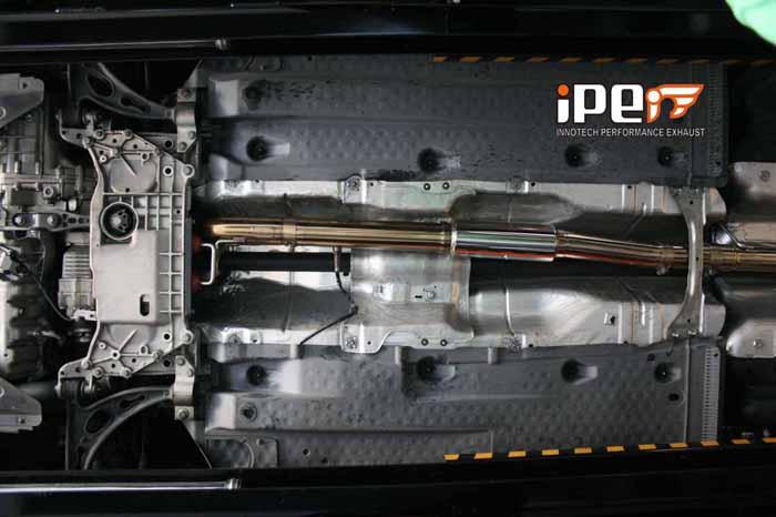 VW Golf R MKVI IPE Exhaust sale