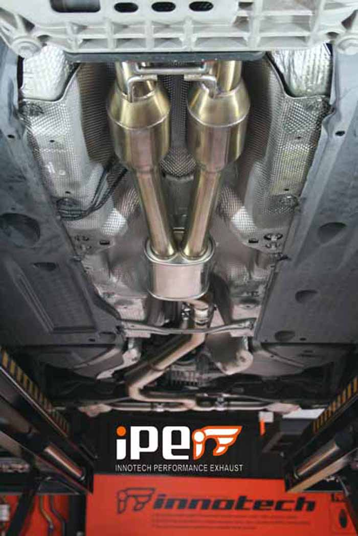 VW Passat R36 IPE Exhaust uk