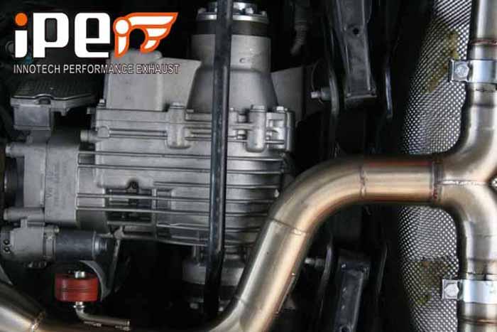 iPE Volkswagen Passat R36 Exhaust