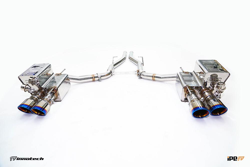 iPE-Maserati-Ghibli-Mufflers uk