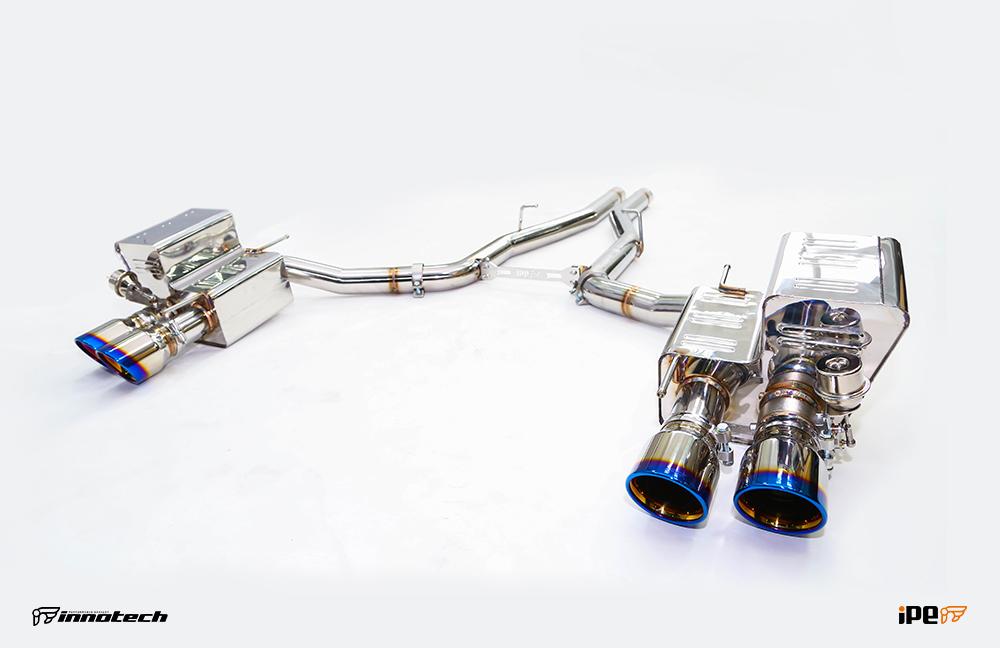 IPE Maserati Ghibli Exhaust sale