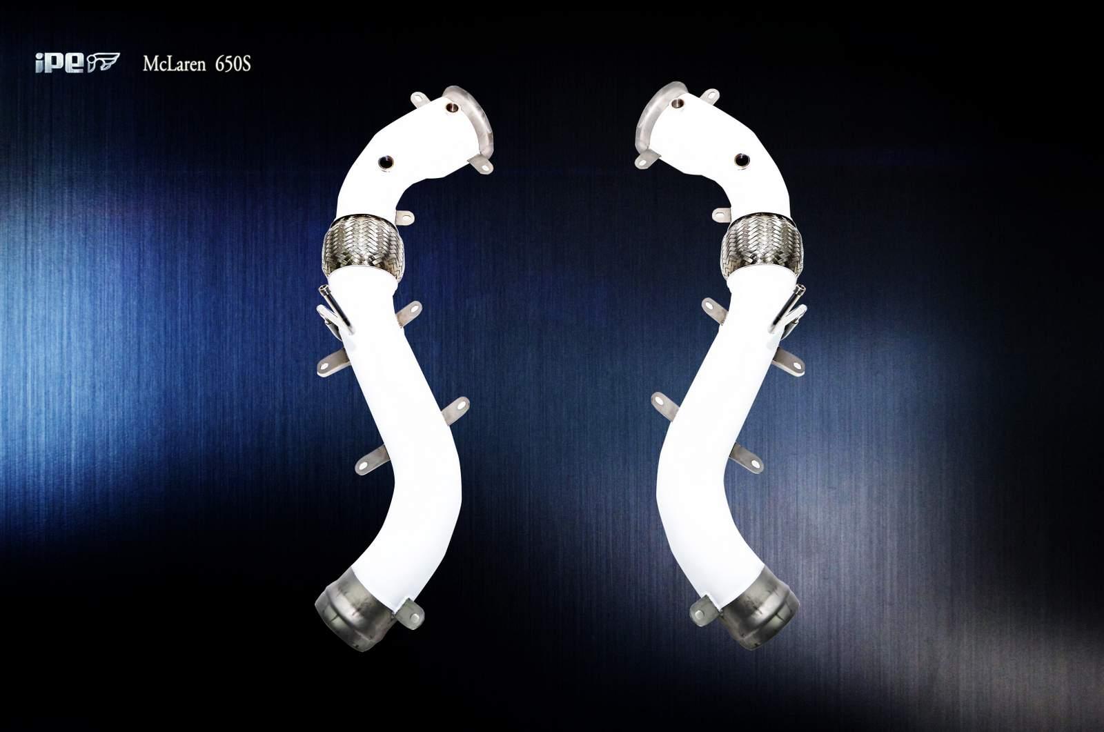 IPE  650S Exhaust pipe