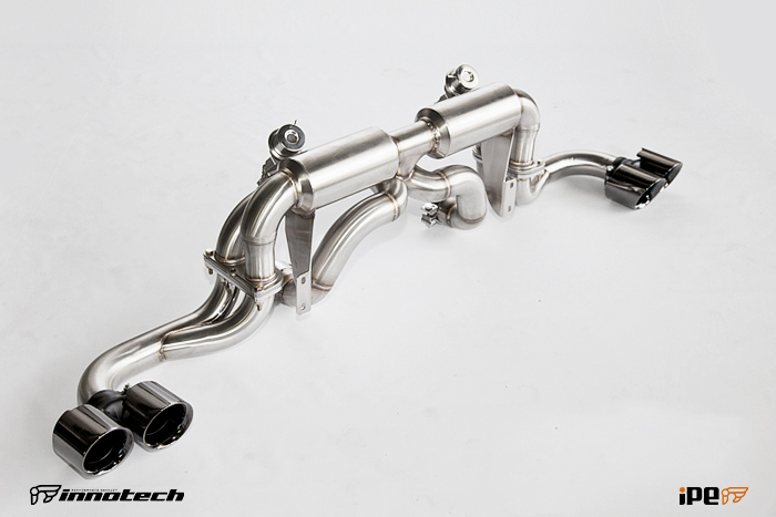 IPE Ferrari-360-exhaust back box