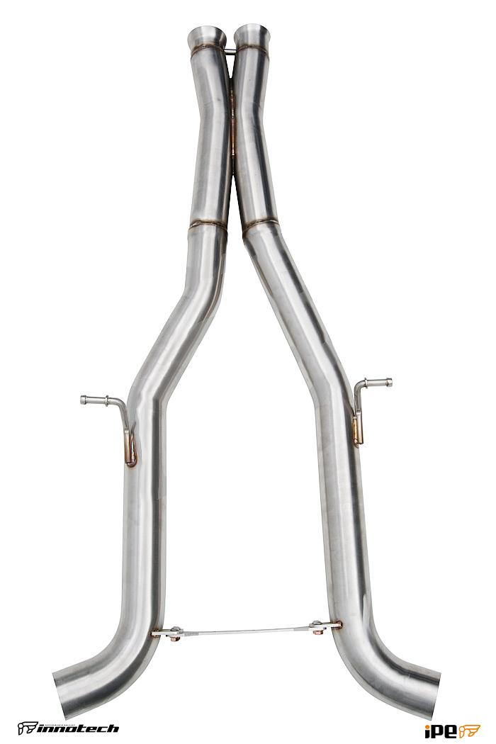 IPE Mercedes C63 Exhaust