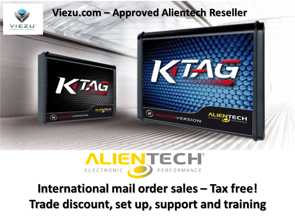 Alientech tuning tools and software