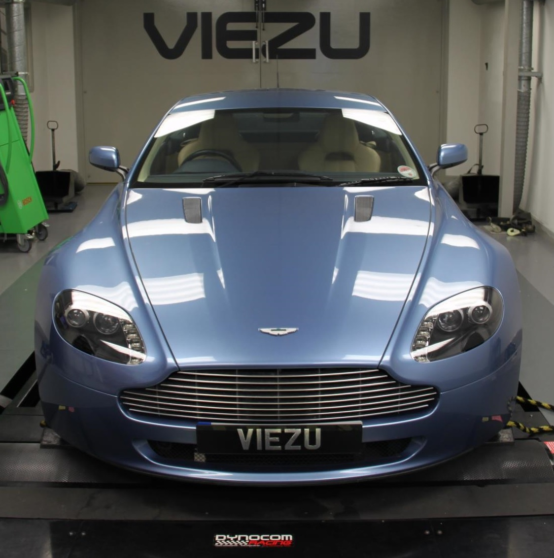 Aston Martin Vantage Tuning and Styling Packages