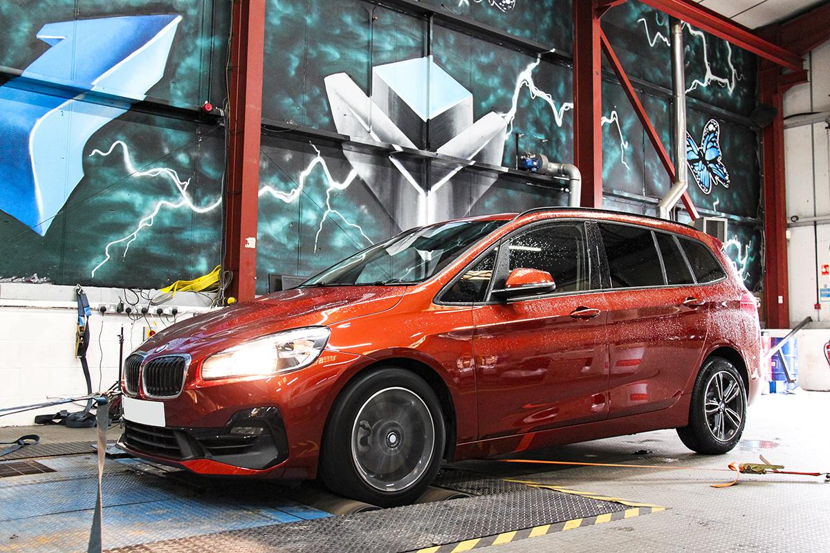 BMW Performance Tuning