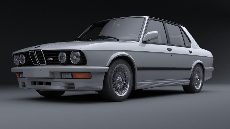 BMW E28 M5 Performance Exhaust