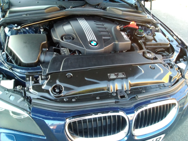 BMW well maintained at 194k miles