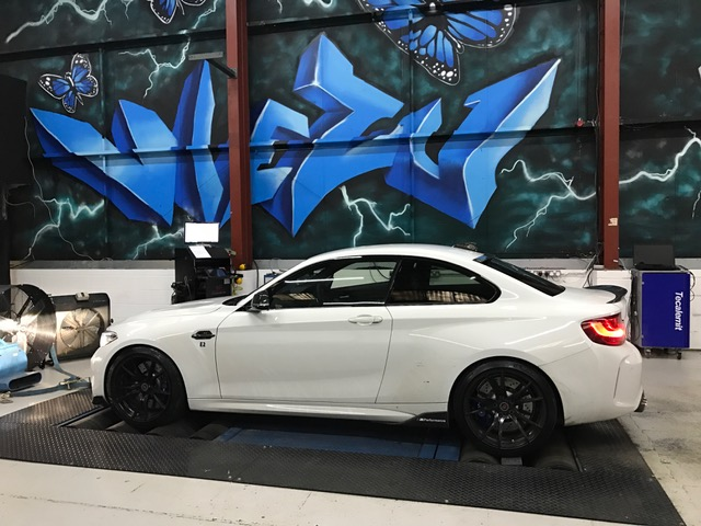 BMW m2 tuning and performance upgrades