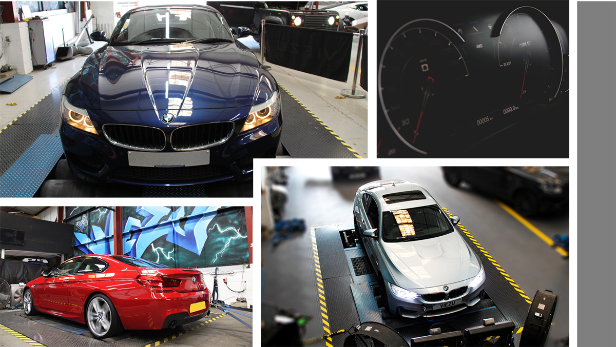 BMW Performance Dyno Tuning
