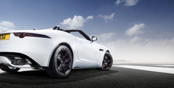 F-Type Carbon Fibre Wheels