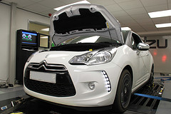 Citroen DS3 tuning and ECU remapping form Viezu