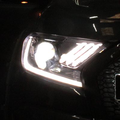 Ford Ranger Mustang Style Lights - LED BULBS