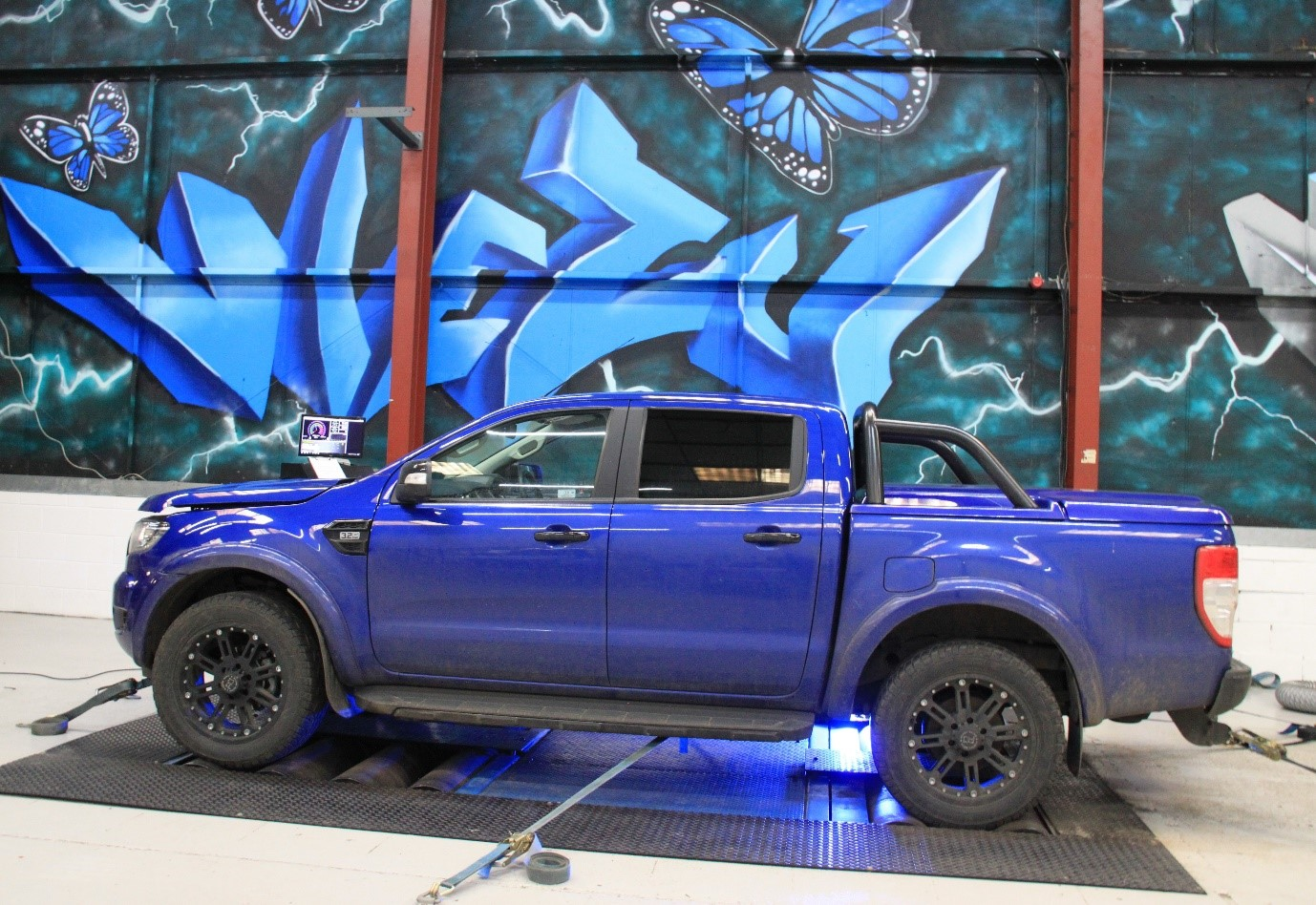 Ford Ranger Tuning and Styling remap
