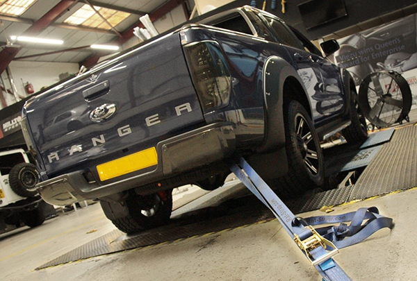 ford ranger custom tuning and styling