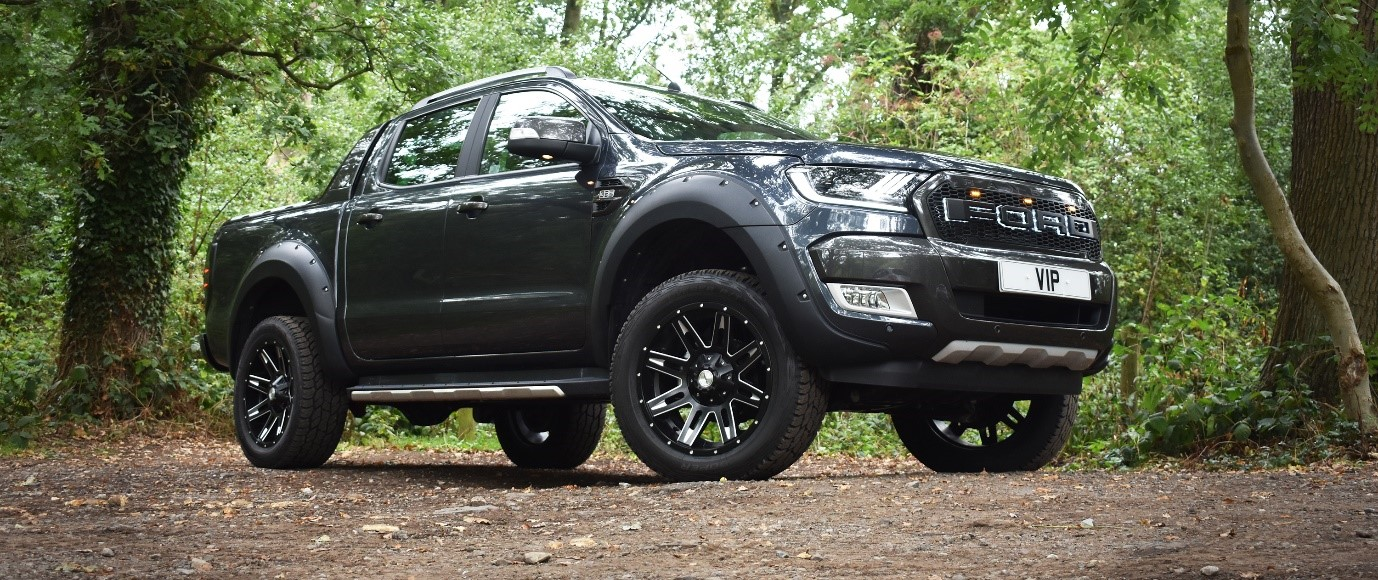 ford ranger tuning and styling