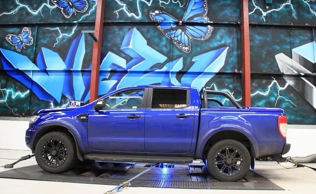 Viezu Ford Ranger Diesel Tuning Remap Dyno Chip Tune