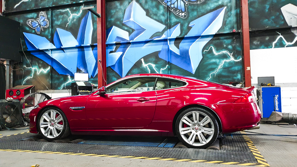 XKR 610 BHP PLUS Conversion