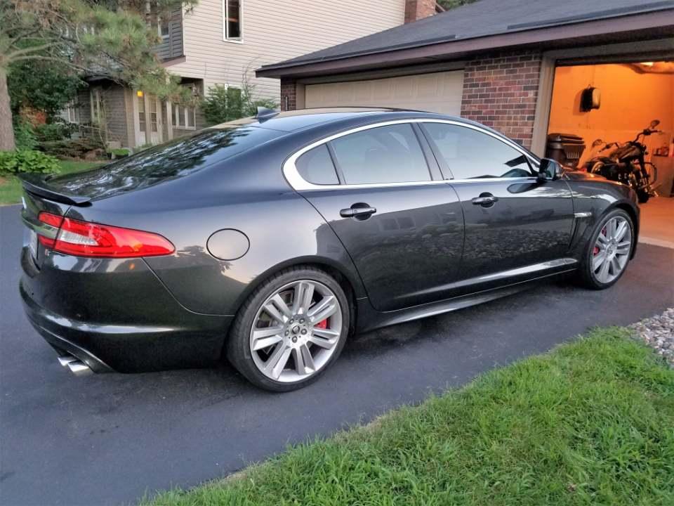 Jaguar XKR Engine Tune & Quicksilver Exhaust Upgrade 002