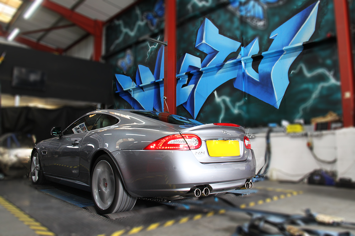 Jaguar XKR Performance Tuning and Upgrades