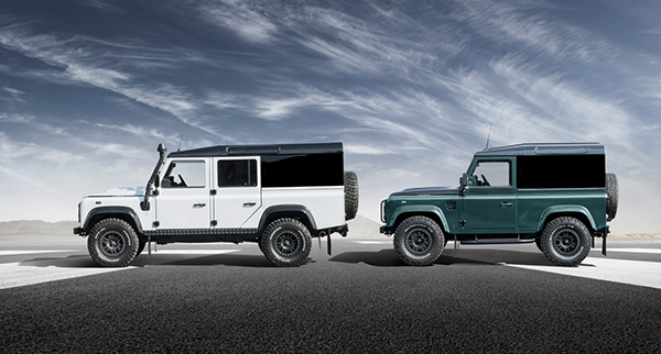 Land Rover Defender 90 and 110 restorations and refurbishments