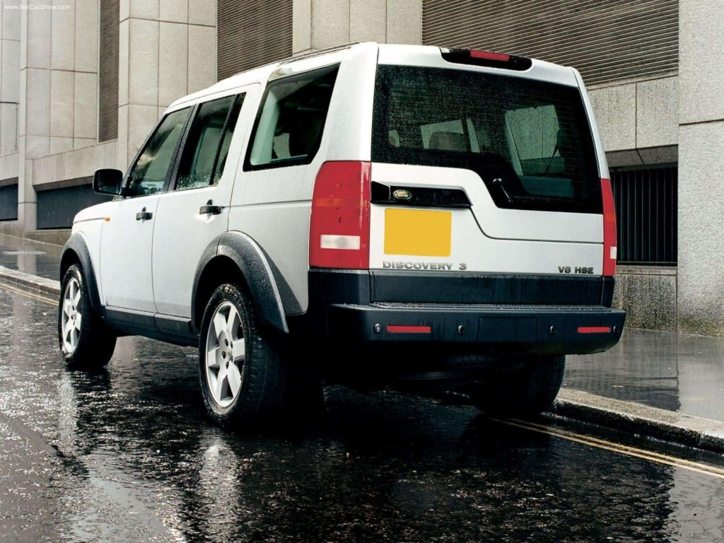 Land Rover Discovery 3.0 tdv6 Remapping