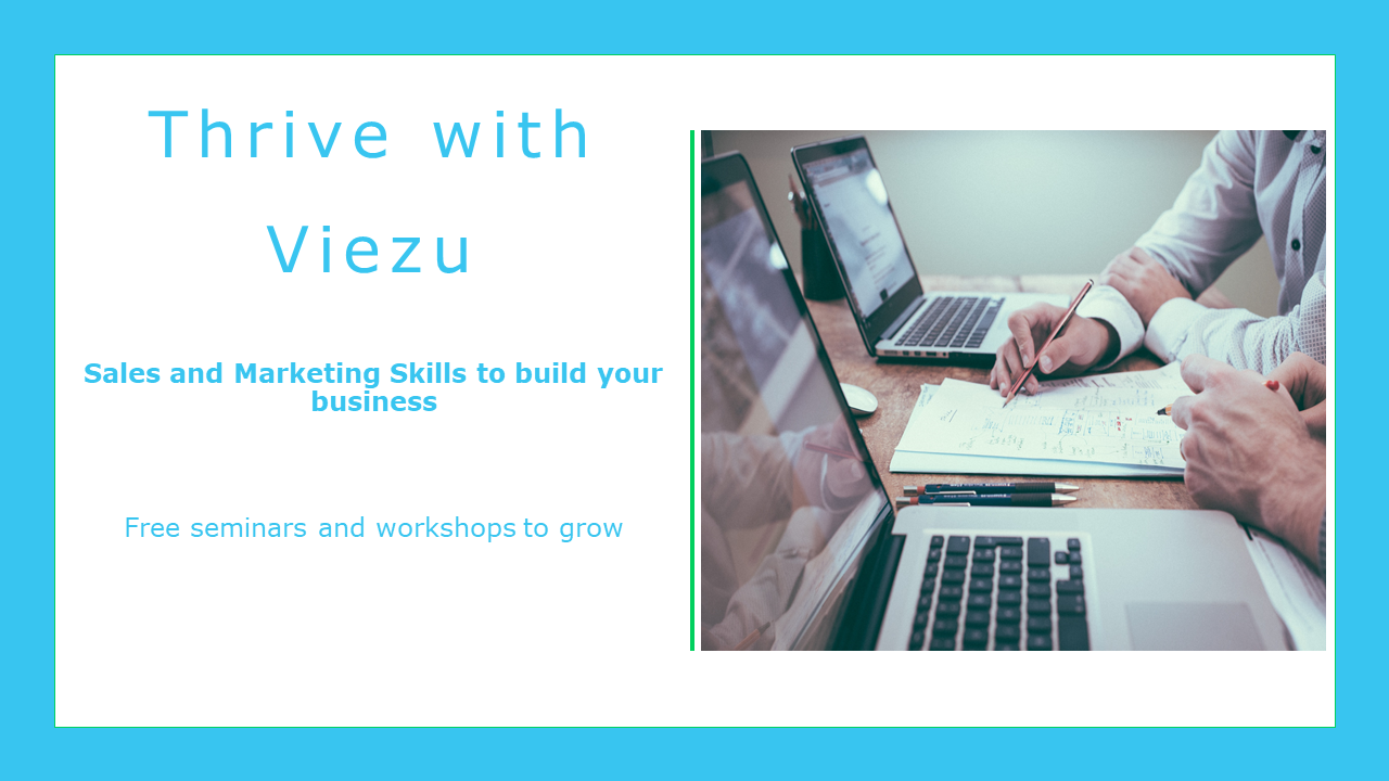 Ongoing training and support once you become a Viezu Dealer