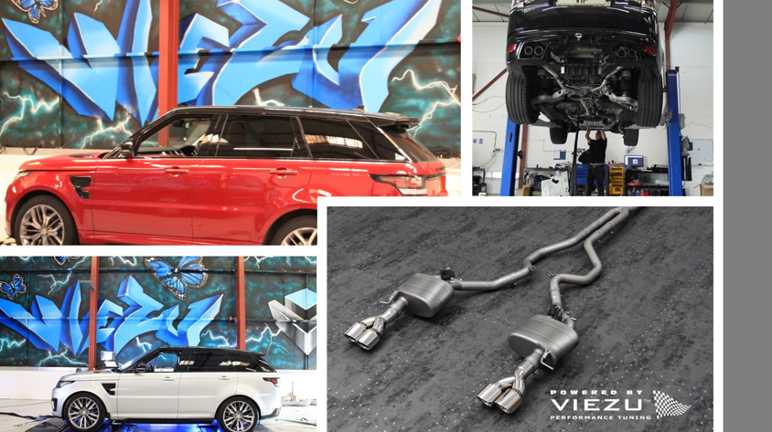 Range Rover Performance Enhancement Considerations and Options