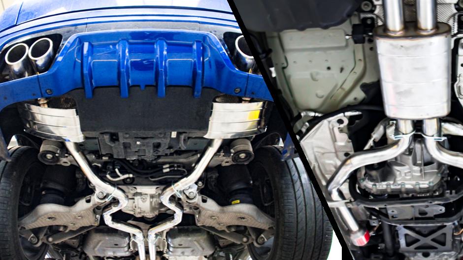 Range Rover SVR Performance Exhaust Upgrade