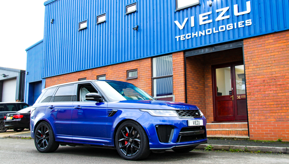Range Rover SVR Performance Tuning and Exhaust Systems