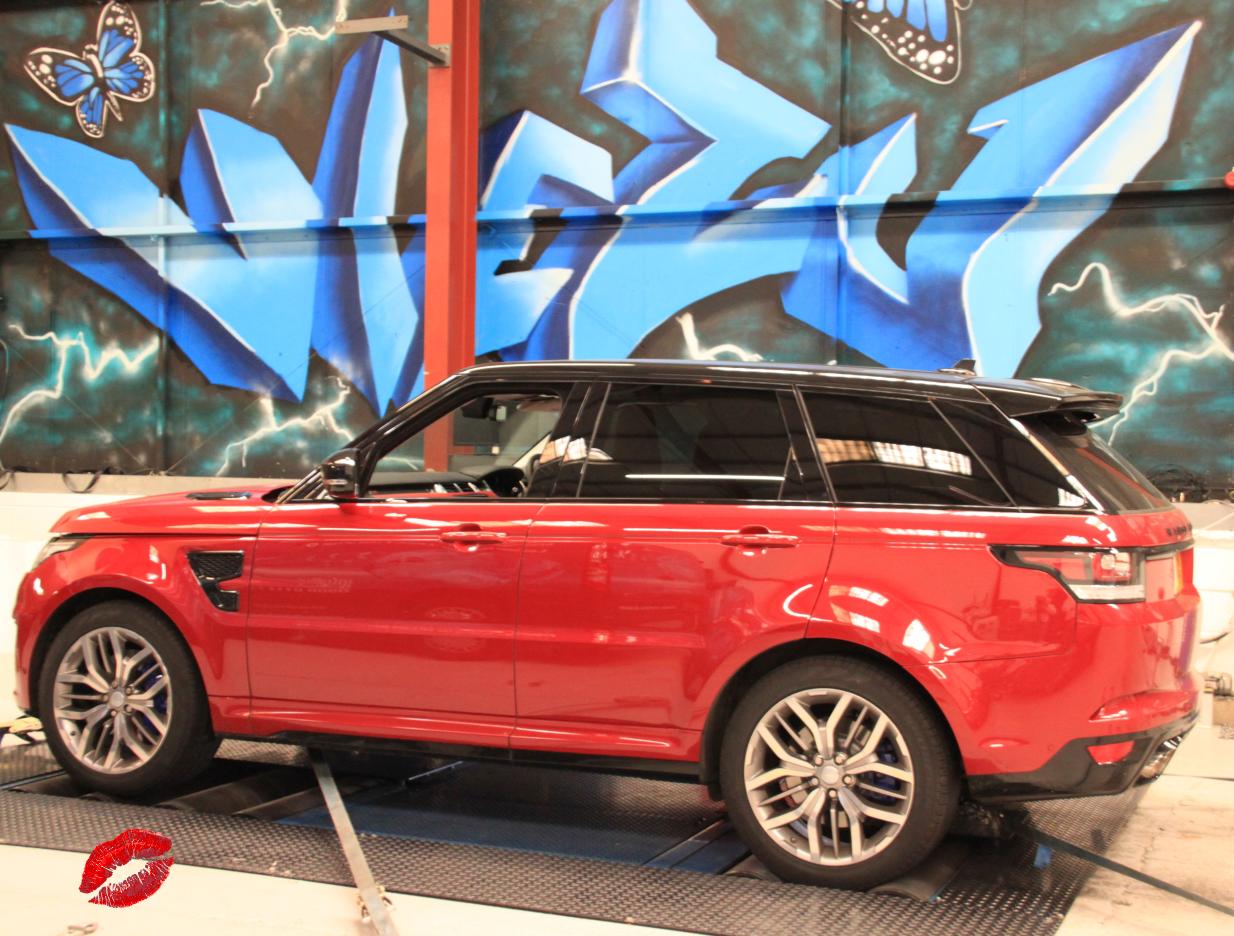 Viezu Range Rover SVR Upgrade