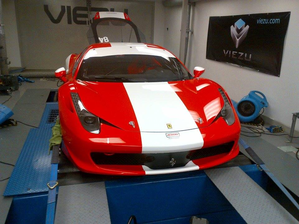 Ferrari 458 Tuning and Styling Packages