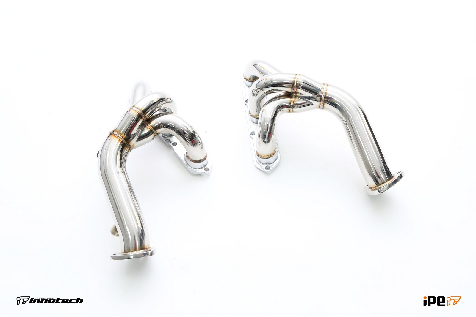 iPE Porsche 987.2 CaymanBoxster Exhaust Headers