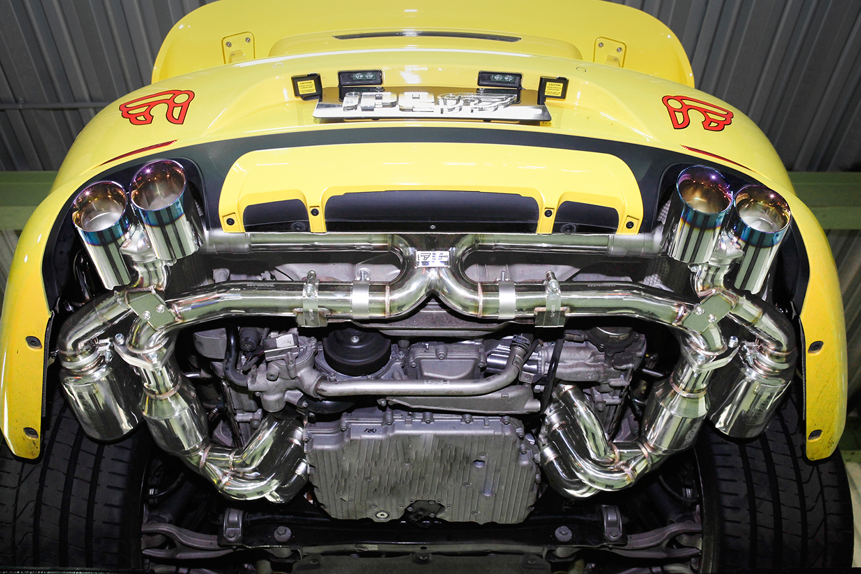 iPE Porsche 991 - F1 Carrera S 2011+ Full System