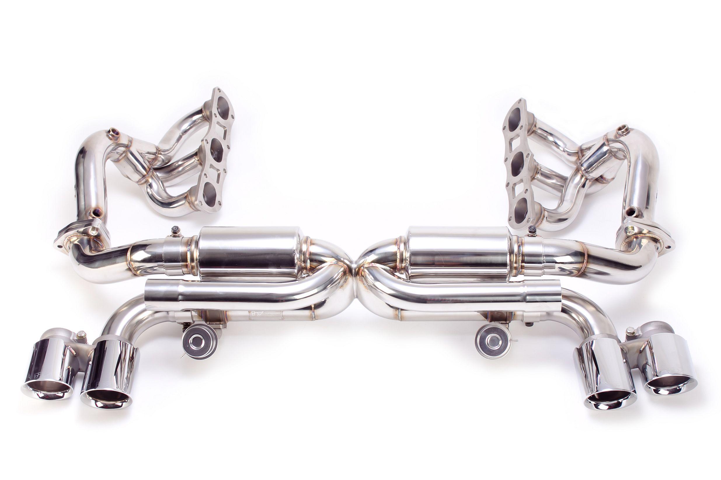 iPE Porsche 991 CarreraS (2011+) Exhaust Full System