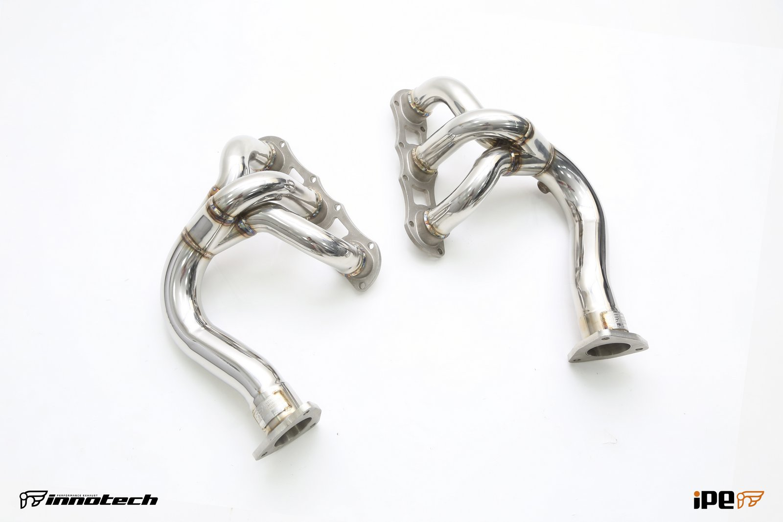iPE Porsche 991 Carrera S 2011+ F1 Exhaust Full System With Cat-Bypass