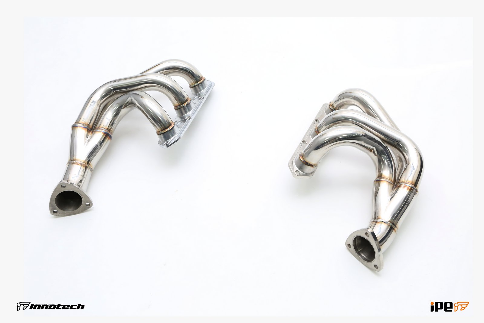 iPE Porsche 996 TT Exhaust Full System with Header