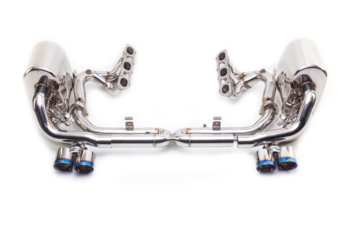 iPE Porsche 997.2 NA Exhaust Full System